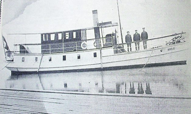 Kullervo-laivan tarinaa