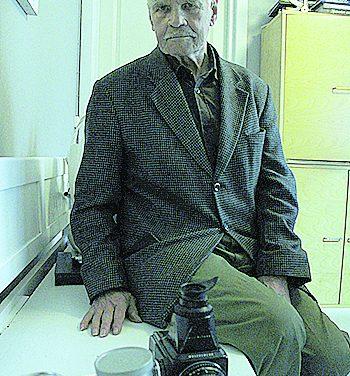 Miten Alpo Oksasesta tuli valokuvaaja Linssi
