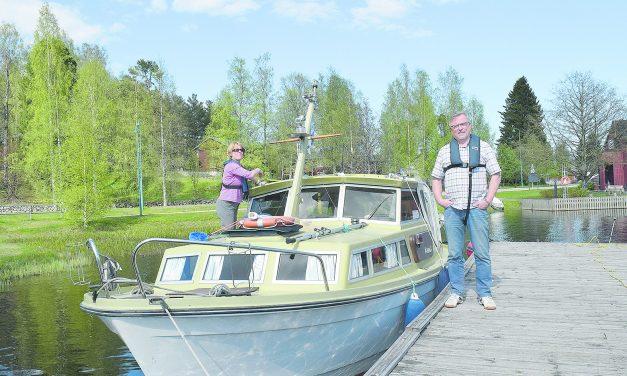 Turvavälit muistettava veneilijöiden tukikohdissakin